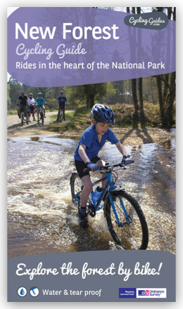 New Forest Cycling Guide - Rides in the heart of the National Park